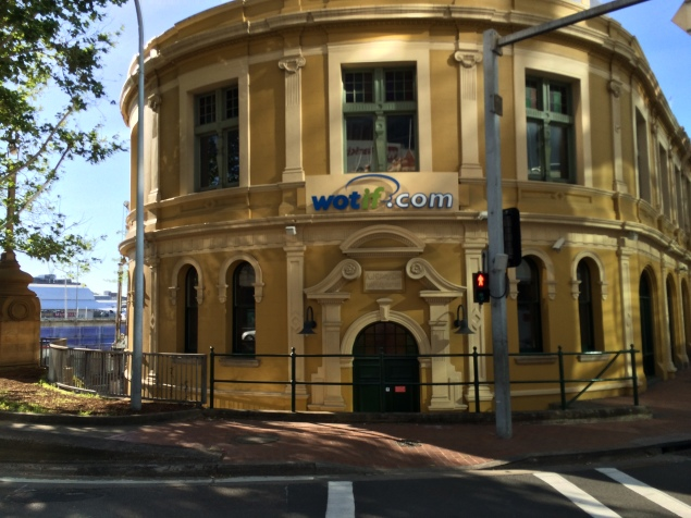 Wotif HQ is down the road, it used to be Atlassian HQ too. Good heritage for startups!