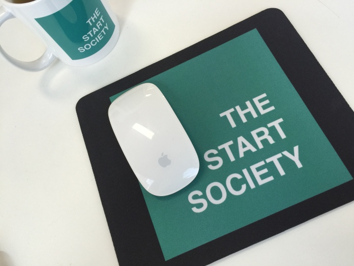 The Start Society Desk